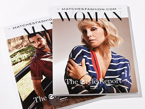 The Style Report Ss15 Women S Magazine Matchesfashion Com
