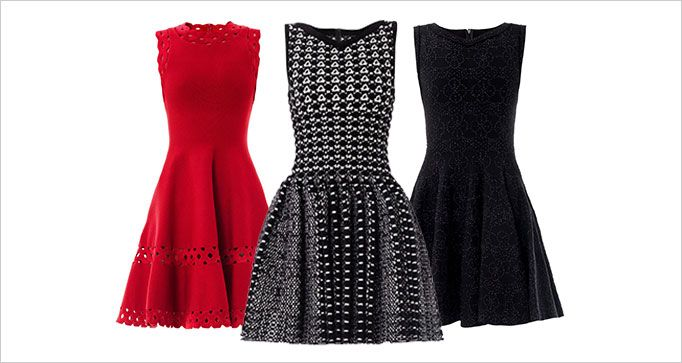 Surprising Gifts Designer Crochet Azzedine Alaia