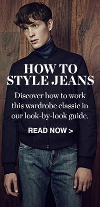 READ AND SHOP HOW TO STYLE JEANS >