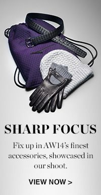 THE SHOOT: AW14 ACCESSORIES