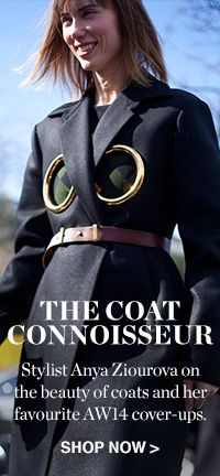 READ AND SHOP THE COAT CONNOISSEUR >