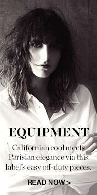 HOW TO WEAR: EQUIPMENT >
