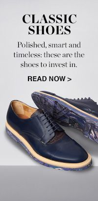 READ AND SHOP CLASSIC SHOES &gt