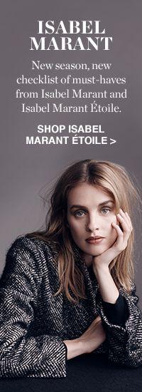 SHOP ISABEL MARANT ÉTOILE >
