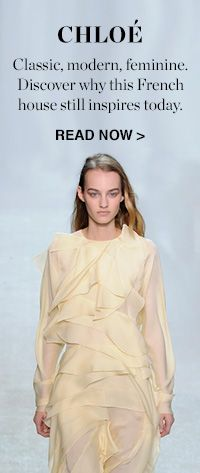 SPOTLIGHT ON: AW14 CHLOÉ