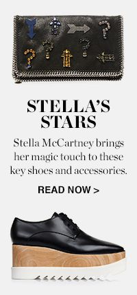 TOP 10: STELLA MCCARTNEY ACCESSORIES