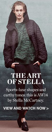THE SHOOT: STELLA MCCARTNEY