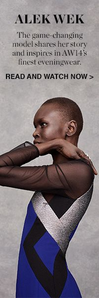THE SHOOT: ALEK WEK