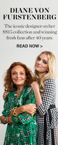 Diane Von Furstenberg Dvf Womenswear Shop Online At