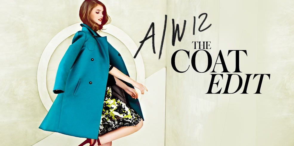 AW12 THE COAT EDIT