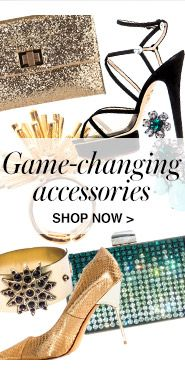 SHOP GAME-CHANGING ACCESSORIES
