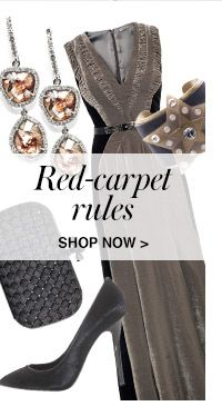SHOP RED CARPET RULES EDIT