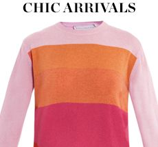 HOLIDAY SHOP: CHIC ARRIVALS >