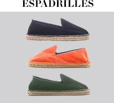 VACATION SHOP: ESPADRILLES