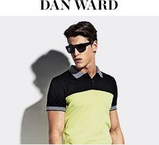 VACATION SHOP: DAN WARD