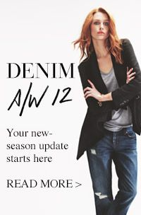 WOMENS A/W 12 DENIM BOUTIQUE