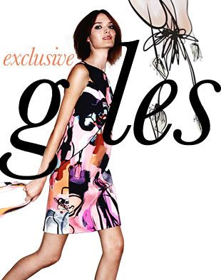 It's the collaboration of the season and only at MATCHESFASHION.COM. Giles Deacon's capsule collection of RTW and cool gifts has arrived