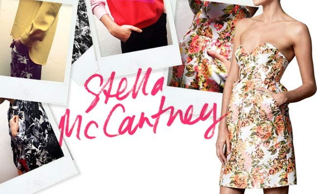 The queen of cool launches her prettiest collection yet. Warning: you'll want everything...