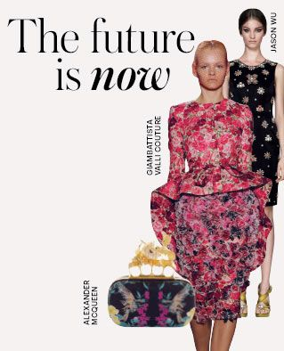 Here's your first lookat Resort 2013's hottest trends. Sign up now so you don't miss out on your favourite pieces of the season