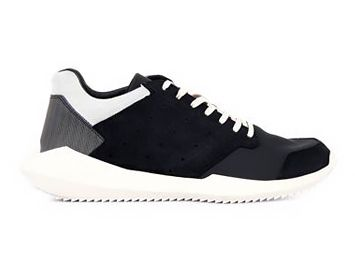 RICK OWENS X Adidas Tech Runner trainers