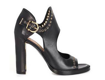 SALVATORE FERRAGAMO Narni leather sandals
