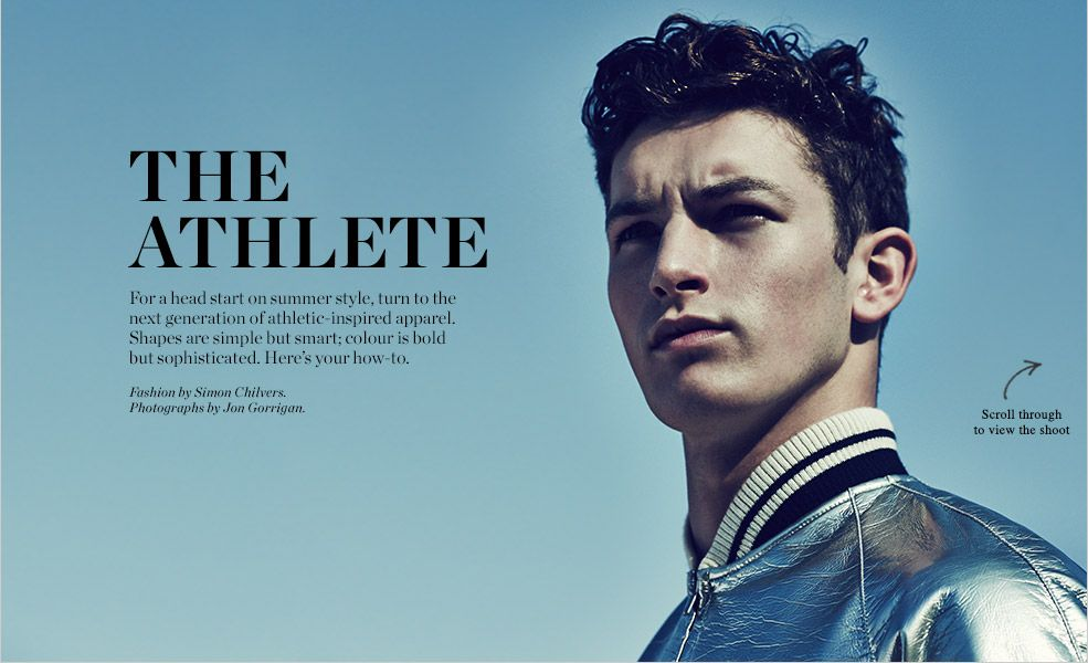 The Shoot Sports Luxe Style Matchesfashion Com