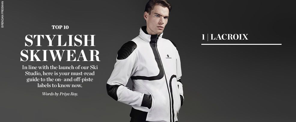 Top 10 Stylish Skiwear Designers Matchesfashion Com