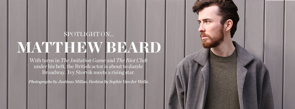 matthew beard an education