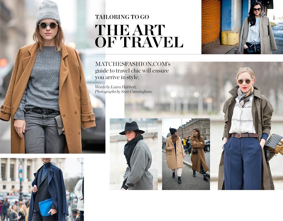 Style Guide: Travel Tailoring