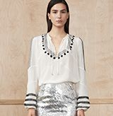 TREND WATCH: THE FOLK BLOUSE