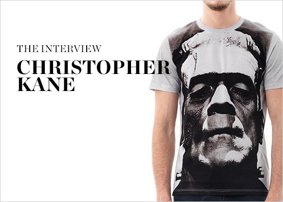 READ AND SHOP CHRISTOPHER KANE >