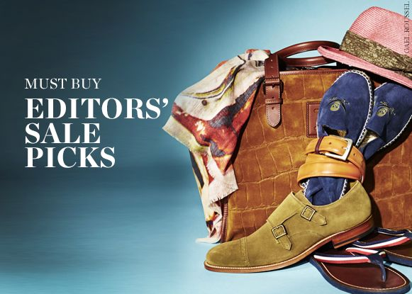SHOP THE EDITORS' PICKS  >