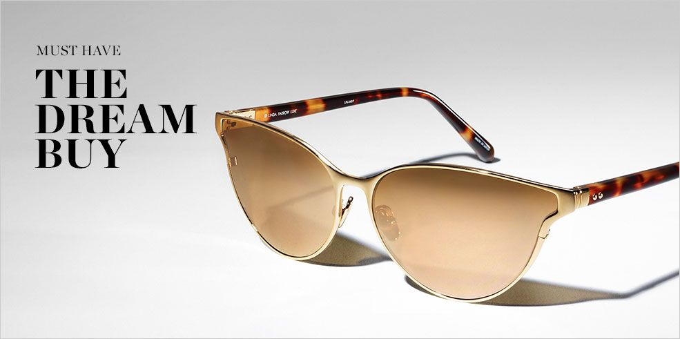 SHOP SUNGLASSES >