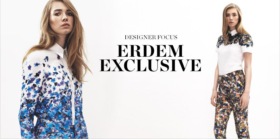 READ AND SHOP ERDEM >