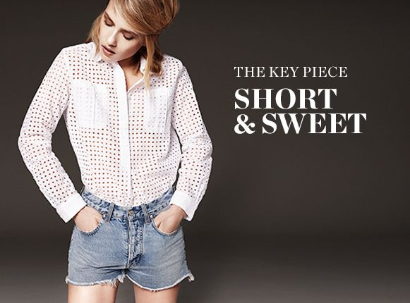 SHOP SHORT & SWEET
