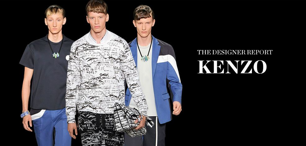 READ AND SHOP KENZO >
