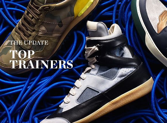 SHOP TOP TRAINERS >