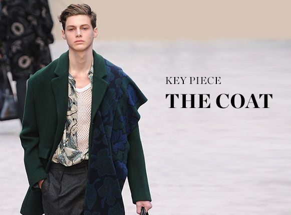 KEY PIECE: THE COAT