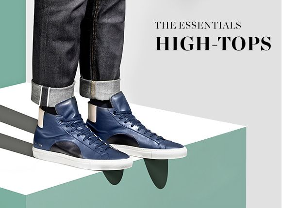 THE ESSENTIALS: HIGH-TOPS