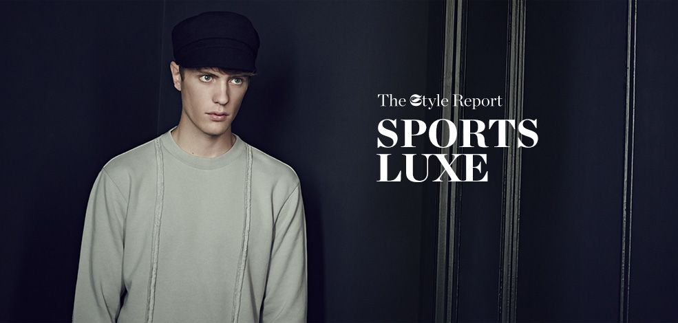 THE STYLE REPORT: SPORTS LUXE