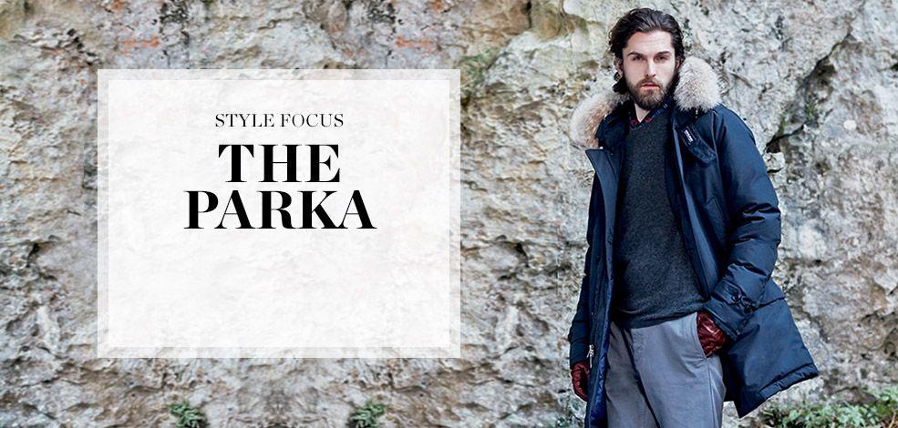 STYLE FOCUS: THE PARKA