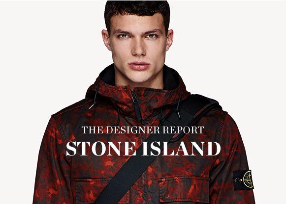 THE DESIGNER REPORT: STONE ISLAND