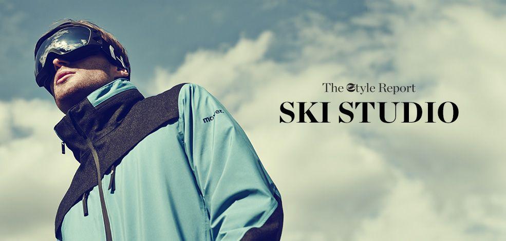 THE STYLE REPORT: SKI STUDIO