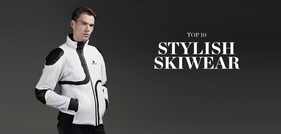 TOP 10: STYLISH SKIWEAR