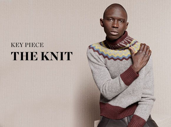 KEY PIECE: THE KNIT