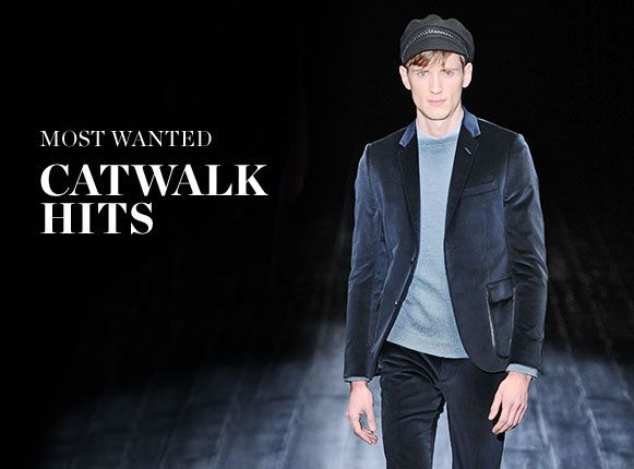 MOST WANTED: CATWALK HITS