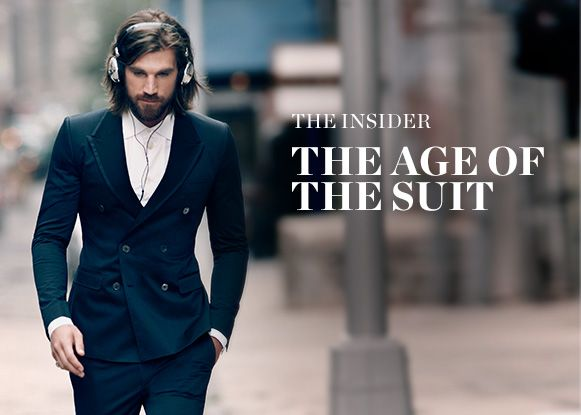 THE INSIDER: THE AGE OF THE SUIT
