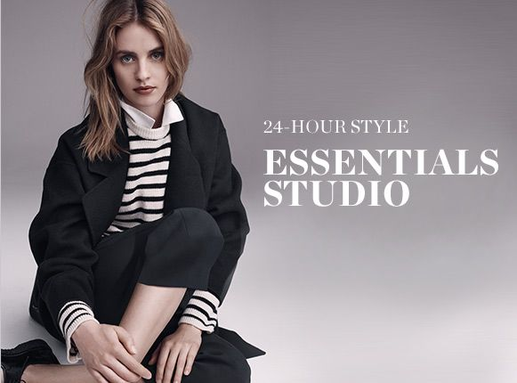 24-HOUR-STYLE: ESSENTIALS STUDIO