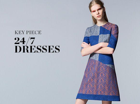 KEY PIECE: 24/7 DRESSES