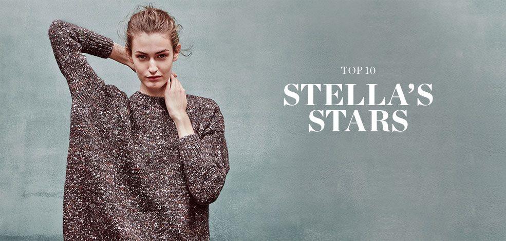 TOP 10: STELLA'S STARS